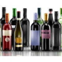 Bottled wines
