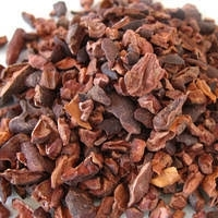 Nibs Of Conventional And Organic Cocoa Raw