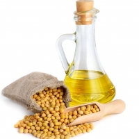 Refined And Crude Soybean Oil