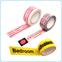 Packing Tape With Logo Color Printed