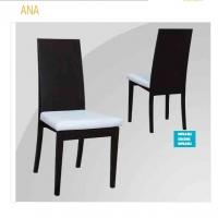 Wood Chair Model: ANA