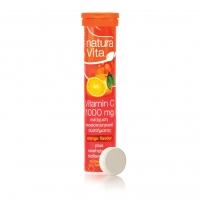 Vitamin C 1000 Mg (orange Flavor)