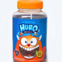 Huro Gummies Plastice Jar