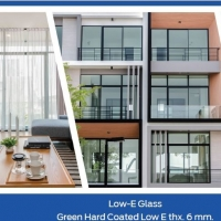 Low E Float Glass