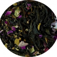 Rose Ginger Black Tea Bag
