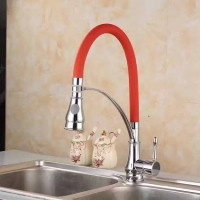Kitchen Faucet Pull-Down Sink Mixer