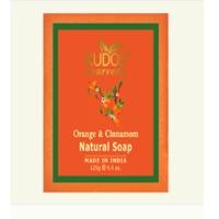 (orange & Cinnamom) Natural Soap