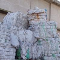 PP Bags Bales Scrap
