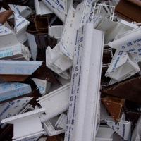 PVC Rigid Scrap Bales