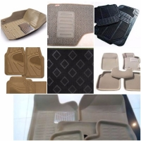 PVC And Rubber Car Mats