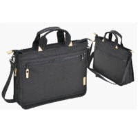 Thin Gusset Tote Briefcases
