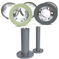 Sapphire Ingot Grinder Cup Wheel