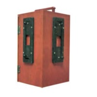 Wooden Box for Mercury Vapur Lamp