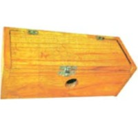 Lamp Box Wooden