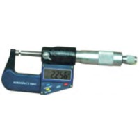 Micrometer Screw Gauge With Digital Red Out