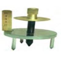 Spherometer Type Double Disc