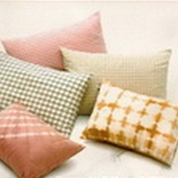 Organic Cotton Pillow & Pillow Cover