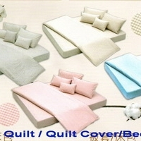 Organic Cotton Quilt & Bed Sheet For Adult