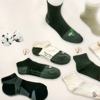 Organic Cotton Sock Series