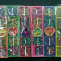 Incense Cones Assorted 600 Gms