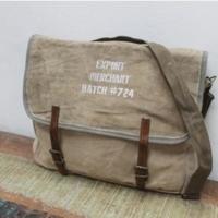 Vintage Canvas Bags