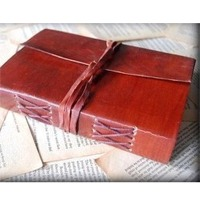 Handmade Leather Diaries, Paper Diaries