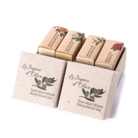 Natural Handmade Soaps Pack Of 2 Units