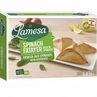 Lamesa Spinach Fatayer