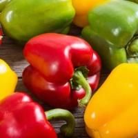 Dark Balsamic Vinegar Bell Pepper