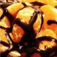 Dark Balsamic Vinegar Chocolate Mandarin