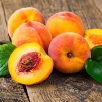 Balsamic Vinegar Peach