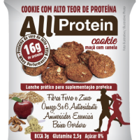 Apple And Cinnamon Protein Cookie