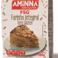 Wholemeal Gluten-Free Flour 500g