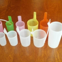 Cable Protecting Cups