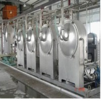 Tapioca Starch Processing Machines