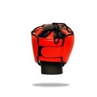Leather Full Coverage Headguard