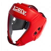 Leather Junior Competition Headguard