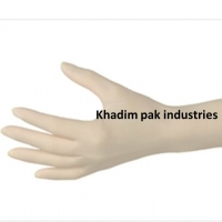 Vinyl Supreme Powdered Disposable Gloves