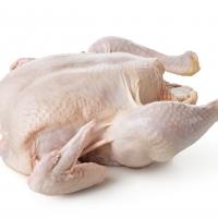 Halal Whole Chicken Grade A