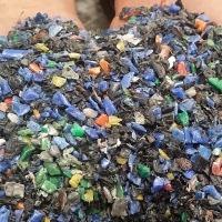 PEHD Plastic Scrap