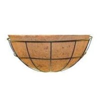 Coir Wall Basket With Stand