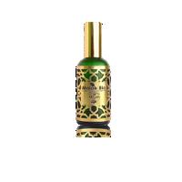 Argan Oil Green Glass Bottle