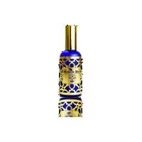 Argan Oil Blue Glass Bottle