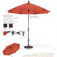 Premium Aluminum Automatic Umbrella