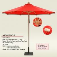Mont908 Premium Aluminum Umbrella