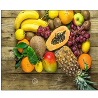 All Kind Of Fresh Fruits