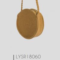 Fashionable Cotton Rope Shoulder Bag