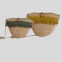 Seagrass Basket,  Shoulder Bag , Beach Bag