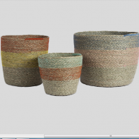 Fashionable Seagrass Storage ,  Modern Basket