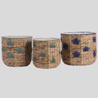 Seagrass Basket , Storage, Bottle Cover